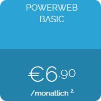 PowerWeb Basic