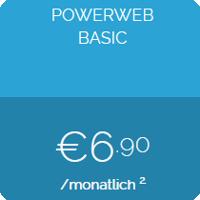 PowerWeb Basic