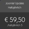 Joomla! Update Service - Halbjährlich
